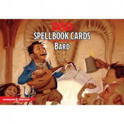 D&D Spell deck : Bard