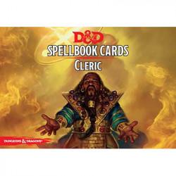 D&D Spell deck : Cleric