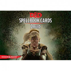 D&D Spell deck : Druid