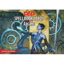 D&D Spell deck : Arcane