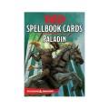 D&D Spell deck : Paladin
