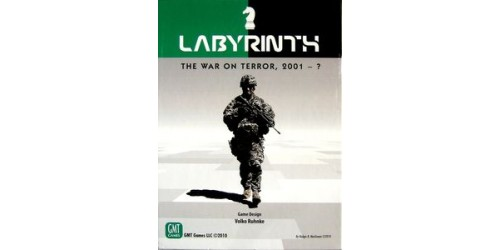Labyrinth: The War on Terror, 2001 BUNDLE with the Awakening expansion