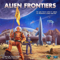 Alien Frontiers - 4th edition