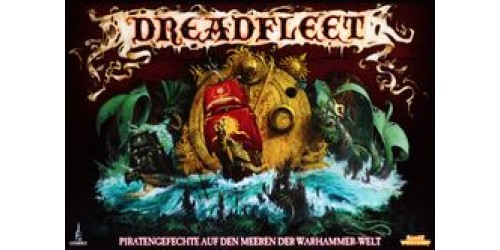 Dreadfleet (En) - OPEN BOX + Battlefoam insert