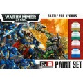 Warhammer 40,000: Battle of Vedros Paint Set