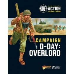 BOLT ACTION: CAMPAIGN: D-DAY OVERLORD