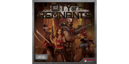 City of Remnants (En)