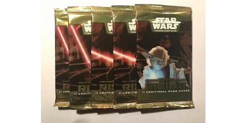 Star Wars TCG - Sith Rising Booster pack