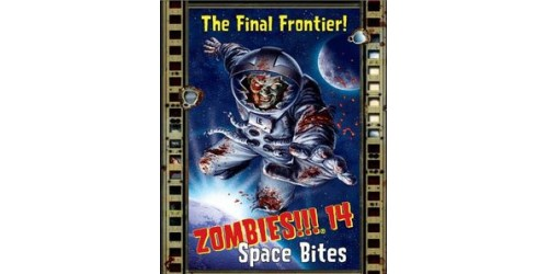 Zombies!!! 14: Space Bites! (EN)