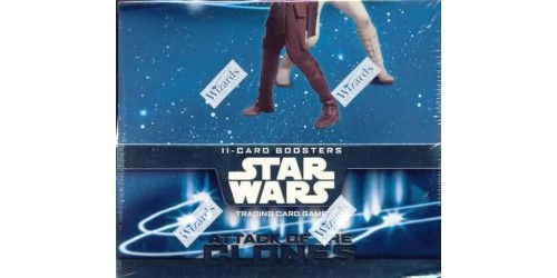 Star Wars TCG - Attack of the Clones booster box