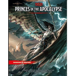D&D 5e - Elemental Evil Princes of the Apocalypse