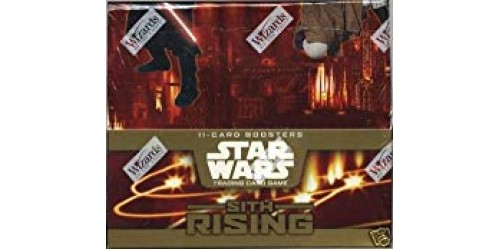 Star Wars TCG - Sith Rising Booster box