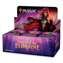 Magic The Gathering - Throne of Eldraine Booster Box (Anglais)