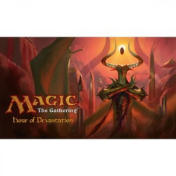 Magic The Gathering - Hour of Devastation Prerelease kit