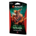 Magic The Gathering - War of the Spark RED theme booster (anglais)