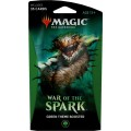 Magic The Gathering - War of the Spark GREEN theme booster (anglais)
