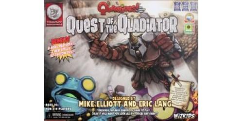 Quarriors! Quest of the Qladiator expansion (VA)