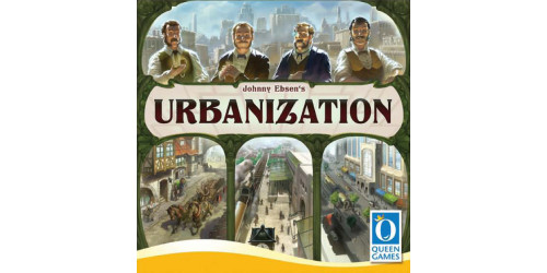 Urbanization Multilingue