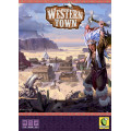 Western Town + Telegraph pole promo - USED GAME