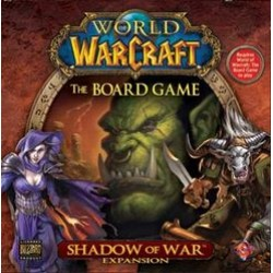World of Warcraft - The Board game : Shadow of War expansion