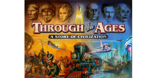 Through the Ages: A Story of Civilization 1st edition OPEN BOX (En)