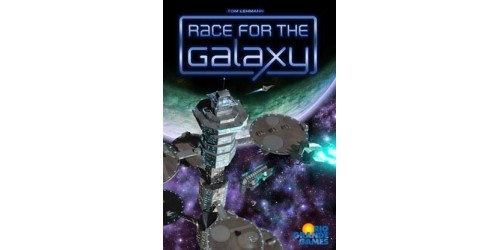 Race for the Galaxy Super Bundle ! OPEN BOX as new (anglais)