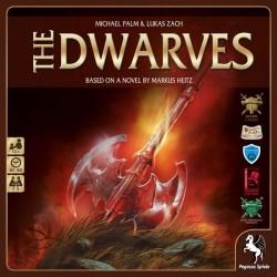 The Dwarves: The Saga Kickstarter edition
