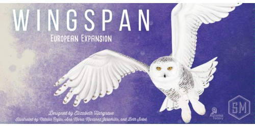 Wingspan: European Expansion (VA)