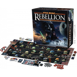 Star Wars Rebellion Board game (va)
