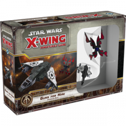 Star Wars X-Wing - Guns for Hire Expansion Pack (VA)